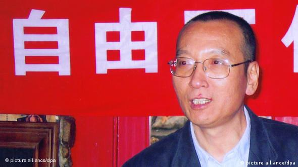 Liu Xiaobo was sentenced to 11 years in jail for his involvement in Charter 08 that calls for political reforms