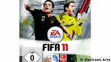 Cover des Spiels Fifa 11