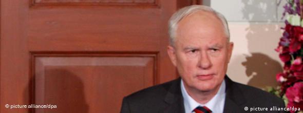 NO FLASH Geir Lundestad Direktor des Nobelpreis Komitees