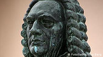 J.S. Bach monument in Weimar