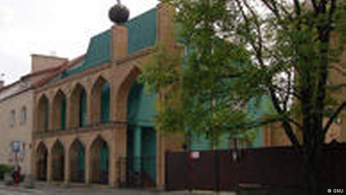 Moschee in Warschau Polen (GNU)