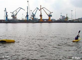 دریای خزر منبع جدیدی برای تامین نفت و گاز اروپا