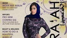 Cover der Zeitschrift IMRA'AH. Deutschlands erste muslimische Zeitschrift nur für Frauen. Rechte : IMRA'AH, August 2010 ***Das Coverbild darf nur in Zusammenhang mit einer Berichterstattung über die Zeitschrift verwendet werden***