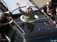 محمود  احمدینژاد در لبنان