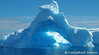 Antarktis Eisberg