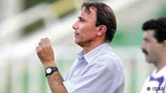 حمید درخشان، سرمربی پیشین و کاپیتان سابق تیم فوتبال پرسپولیس تهران