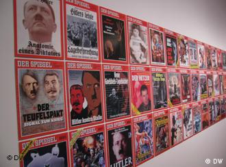 The exhibition Hitler and the Germans: Crime and the 'People's Community'
