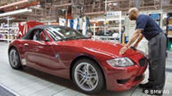 BMW-Produktion in Spartanburg (Foto: BMW)