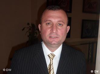 Armand Plaka, pёrfaqёsues i Klubit Shqiptar tё ish bursantёve tё Parlamentit Gjerman