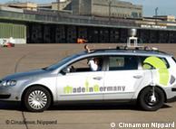 برلن میں آزمائشی کار کا تجربہ