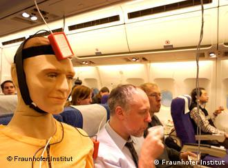 The final Fraunhofer airline food test is in December