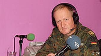 Erhard Bühler COMKFOR Kosovo