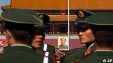 China Parteitag Kommunistische Partei Politik Zentralkommitee Flash-Galerie