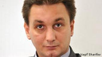 واقیف شریفاف، مدیر خبرگزاری ترندکاپیتال