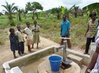 Гана потерпає від браку прісної води