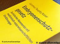 En la Ley alemana para la Protección de los Embriones de 1991 no se menciona explícitamente el Diagnóstico Genético Pre-implantación (DGP). (Archivo)