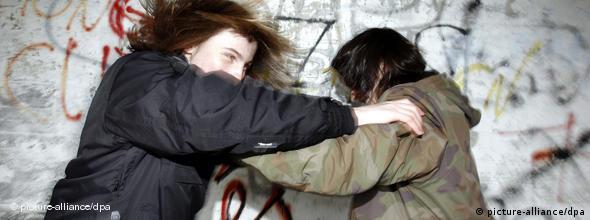 NO FLASH Gewalt Jugendliche