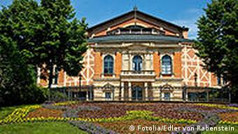 Bayreuth Festival Theater in Bayreuth