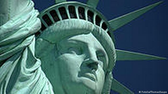 USA Denkmal Freiheitsstatue Miss Liberty in New York (Fotolia/ThomasSaupe)