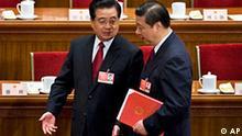 Hu Jintao Xi Jinping
