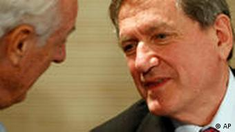 Richard Holbrooke, US special envoy for Afghanistan and Pakistan