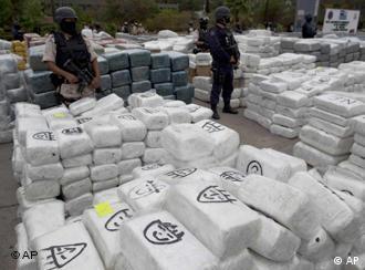 mexiko beschlagnahmt 105 tonnen marihuana amerika dw. Black Bedroom Furniture Sets. Home Design Ideas