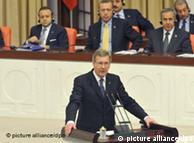 کریستیان  وولف، رئیسجمهور آلمان در پارلمان ترکیه