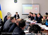 Заседание коллегии Госкомитета Украины по ядерному регулированию по вопросу о соответствии проекта достройки хранилища отработанного ядерного топлива на ЧАЭС