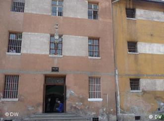 Cell block No. 1