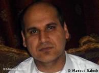 مسعود بلوچ، فعال حقوق بشر
