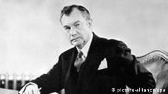 Nürnberger Prozesse Oberrichter Robert H. Jackson