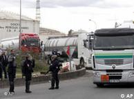 Την επιστράτευση των απεργών στα διυλιστήρια αποφάσισε η κυβέρνηση