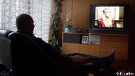 Symbolbild TV Fernsehen (BilderBox)