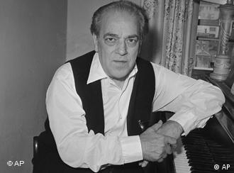 Heitor Villa-Lobos, noted Brazilian composer and conductor (AP Photo/Jack Harris)