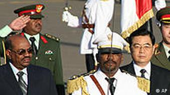 China has been heavily criticized for its support of Sudan by the West