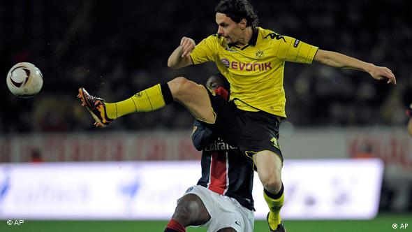 Flash-Galerie Europa League Borussia Dortmund - Paris Saint Germain