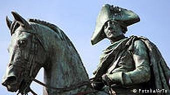 Памятник Фридриху Великому