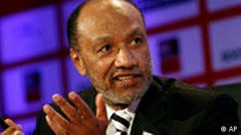 Asian Football Confederation president Mohamed Bin Hammam
