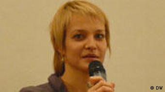 Марина Рахлей