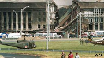 Angriff aufs Pentagon
