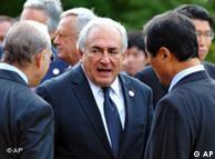 Φωτο από τη συνάντηση των υπουργών Οικονομικών των G20