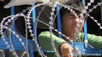 Dossier Teil 1 Griechenland Frontex EU Hilfe Grenzen Flüchtlinge