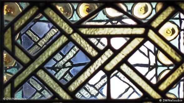 Витражные окна. Игра форм, света и красок