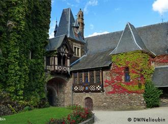 Reichsburg - Имперский замок в Кохеме