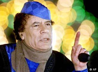 It's likely economic considerations motivated Gadhafi to change course.