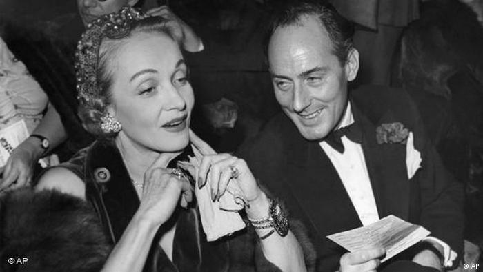 Marlene Dietrich Flash-Galerie (AP)