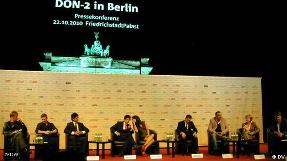 Bollywood Star Shah Rukh Khan in Berlin Flash-Galerie