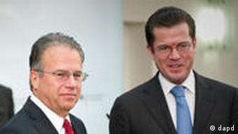 Zu Guttenberg and Weise