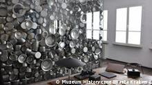 Schindlers Fabrik ist Museum in Krakau