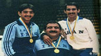 علیرضا سلیمانی، مجید ترکان و عسگری محمدیان، سه طلایی ۱۹۸۶ سئول